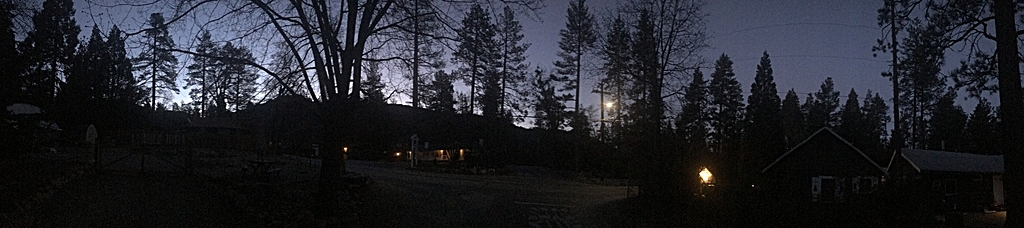 Idyllwild Panorama Medium Image