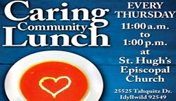Idyllwild Community Caring Lunch